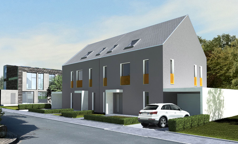 Einfamilienhaus - Haus 2