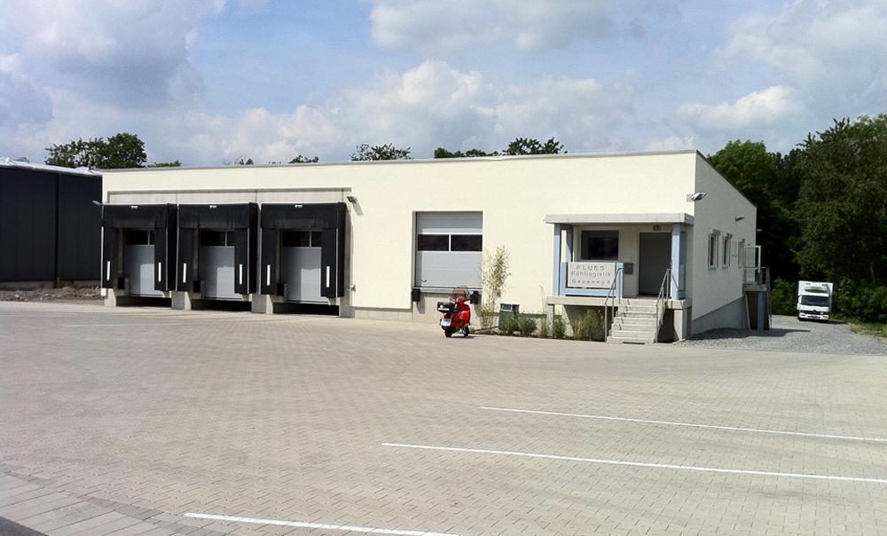 Kühllogistikzentrum