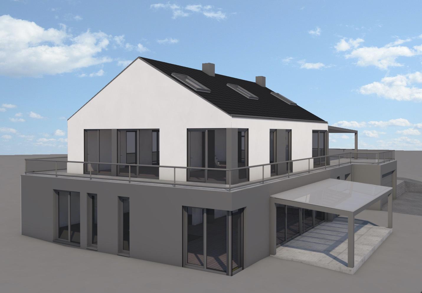 Mehrfamilienwohnhaus in Wülfrath
