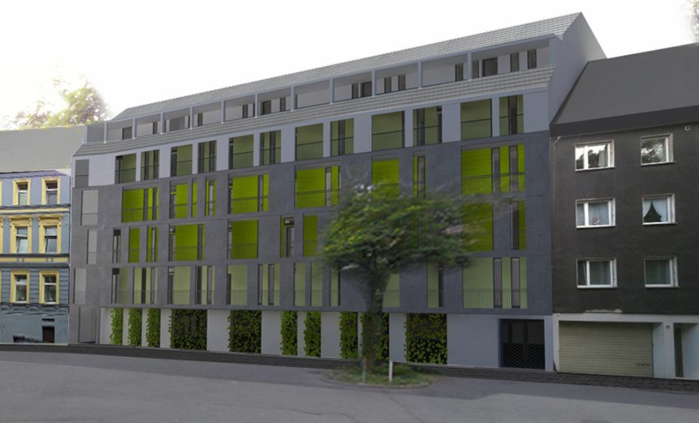 Arrenberger Studentenhaus