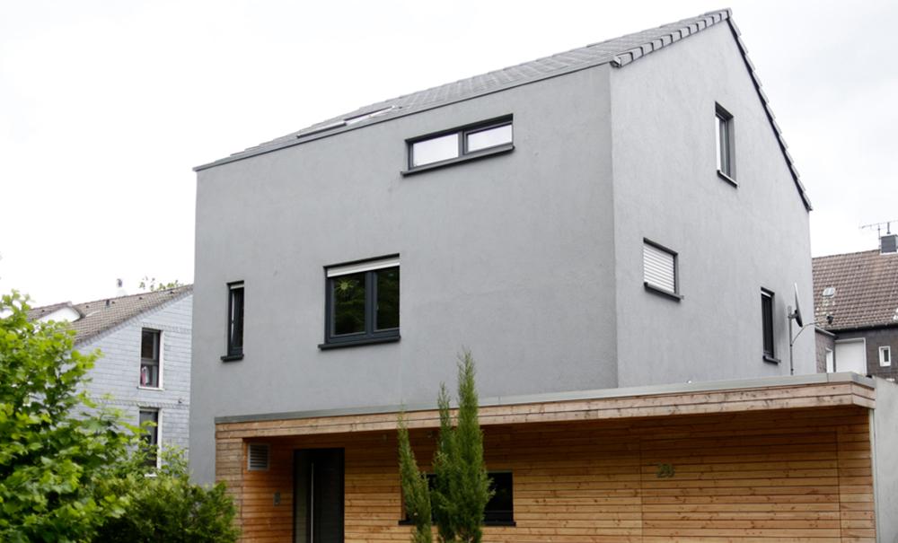 Einfamilienwohnhaus